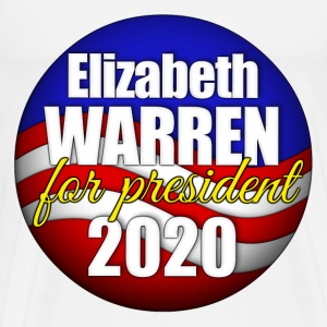 Elizabeth Warren 2020 T-shirt - Men's Premium T-Shirt