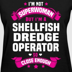 Shellfish Dredge Operator Tshirt - Women's T-Shirt