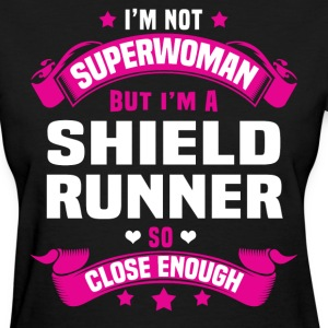 Shield Runner Tshirt - Women's T-Shirt