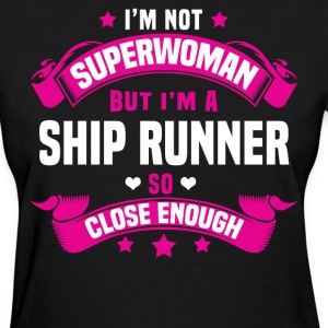 Ship Runner Tshirt - Women's T-Shirt