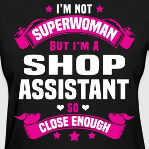 Shop Assistant Tshirt - Women's T-Shirt