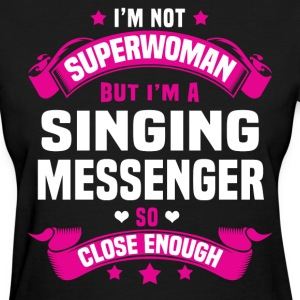 Singing Messenger Tshirt - Women's T-Shirt