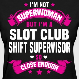 Slot Club Shift Supervisor Tshirt - Women's T-Shirt