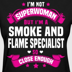 Smoke And Flame Specialist Tshirt - Women's T-Shirt