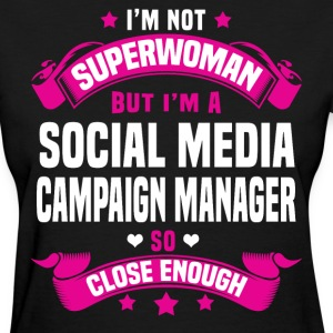 Social Media Campaign Manager Tshirt - Women's T-Shirt