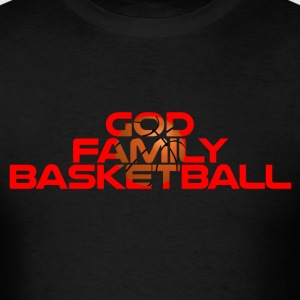God Family Basketball T-Shirts - Men's T-Shirt