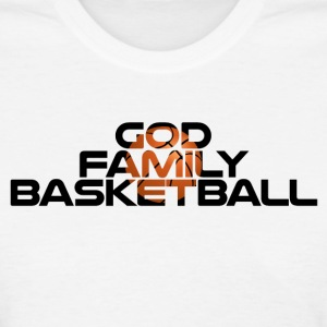 God Family Basketball T-Shirts - Women's T-Shirt