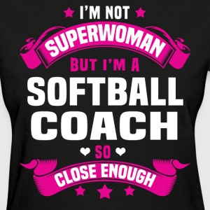 Softball Coach Tshirt - Women's T-Shirt