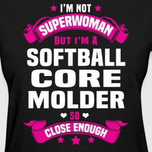 Softball Core Molder Tshirt - Women's T-Shirt