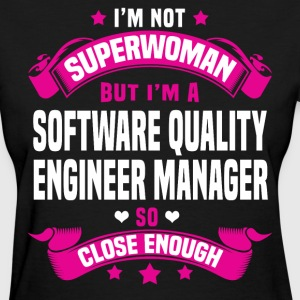 Software Quality Engineer Manager Tshirt - Women's T-Shirt