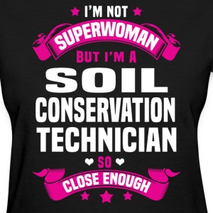 Soil Conservation Technician Tshirt - Women's T-Shirt