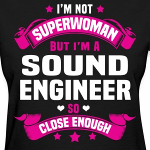 Sound Engineer Tshirt - Women's T-Shirt