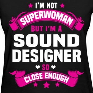 Sound Designer Tshirt - Women's T-Shirt
