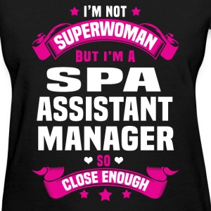 Spa Assistant Manager Tshirt - Women's T-Shirt