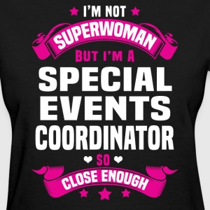 Special Events Coordinator Tshirt - Women's T-Shirt