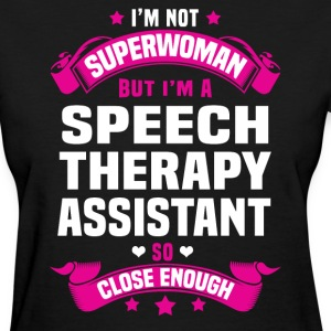 Speech Therapy Assistant Tshirt - Women's T-Shirt