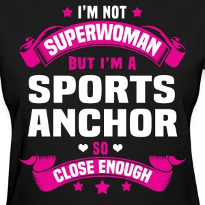 Sports Anchor Tshirt - Women's T-Shirt