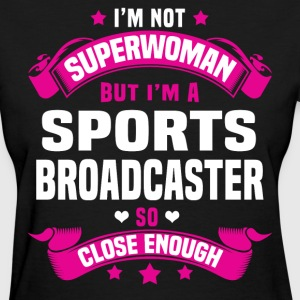 Sports Broadcaster Tshirt - Women's T-Shirt