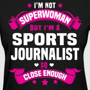 Sports Journalist Tshirt - Women's T-Shirt