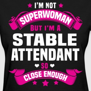Stable Attendant Tshirt - Women's T-Shirt