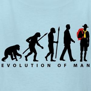 evolution_scout_2016_a_3c Kids' Shirts - Kids' T-Shirt