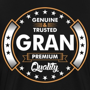 Genuine And Trusted Gran Premium Quality T-Shirts - Men's Premium T-Shirt