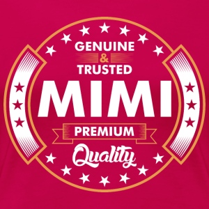 Genuine And Trusted Mimi Premium Quality T-Shirts - Women's Premium T-Shirt
