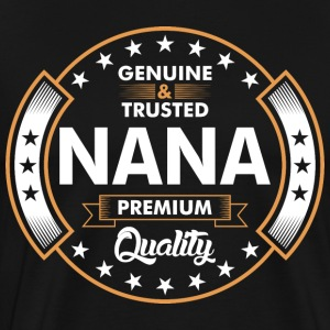 Genuine And Trusted Nana Premium Quality T-Shirts - Men's Premium T-Shirt