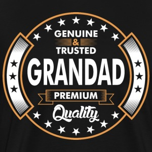 Genuine And Trusted Grandad Premium Quality T-Shirts - Men's Premium T-Shirt
