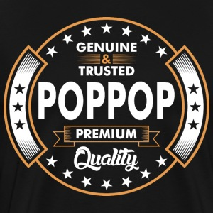 Genuine And Trusted Poppop Premium Quality T-Shirts - Men's Premium T-Shirt