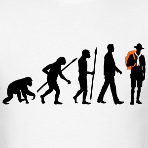 evolution_scout_2016_b_2c T-Shirts - Men's T-Shirt
