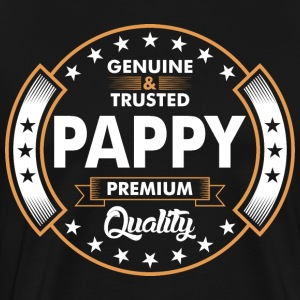 Genuine And Trusted Pappy Premium Quality T-Shirts - Men's Premium T-Shirt