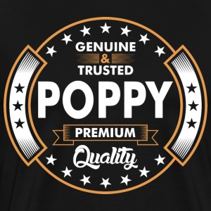 Genuine And Trusted Poppy Premium Quality T-Shirts - Men's Premium T-Shirt