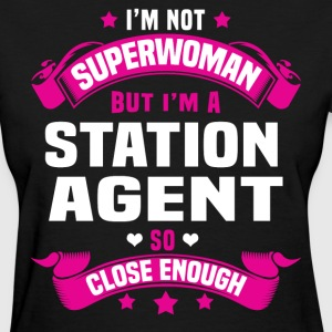Station Agent Tshirt - Women's T-Shirt