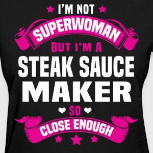 Steak Sauce Maker Tshirt - Women's T-Shirt