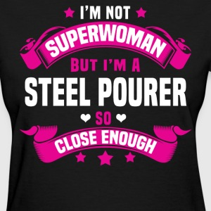 Steel Pourer Tshirt - Women's T-Shirt