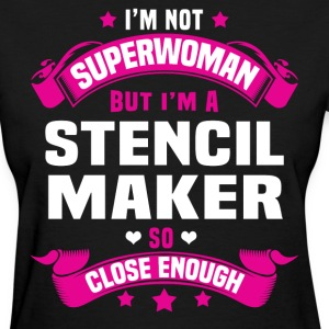 Stencil Maker Tshirt - Women's T-Shirt