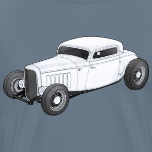 1932 Ford 3 Window Coupe - Men's Premium T-Shirt