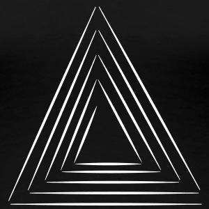 (ttriangle) T-Shirts - Women's Premium T-Shirt