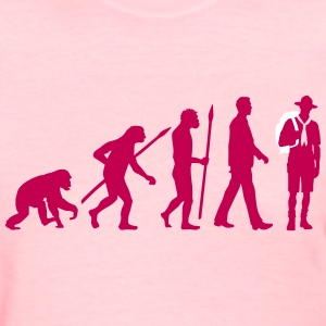 evolution_scout_2016_b_2c T-Shirts - Women's T-Shirt