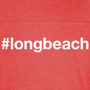 LONG BEACH - Vintage Sport T-Shirt