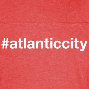 ATLANTIC CITY - Vintage Sport T-Shirt
