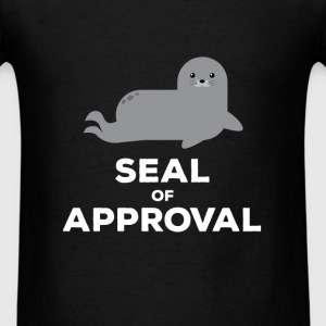 Seals - Seal of approval - Men's T-Shirt