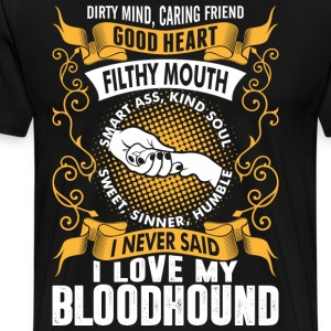 Caring Friend Caring Friend Good Heart I Love My B T-Shirts - Men's Premium T-Shirt