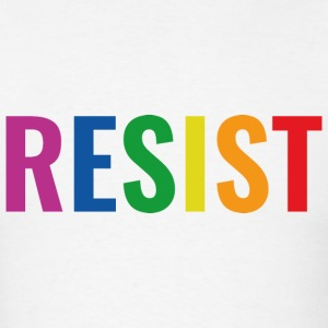 Glbt Resist - Men's T-Shirt