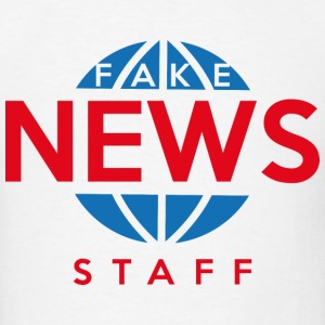 Fake News Staff - Men's T-Shirt