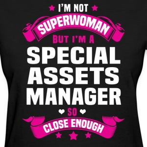 Special Assets Manager Tshirt - Women's T-Shirt