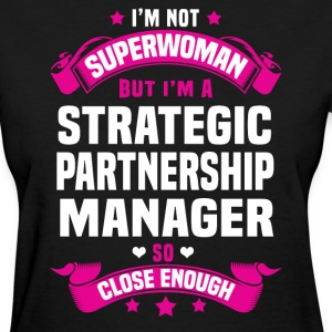 Strategic Partnership Manager Tshirt - Women's T-Shirt