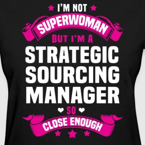 Strategic Sourcing Manager Tshirt - Women's T-Shirt