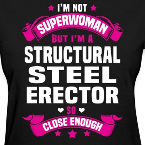 Structural Steel Erector Tshirt - Women's T-Shirt